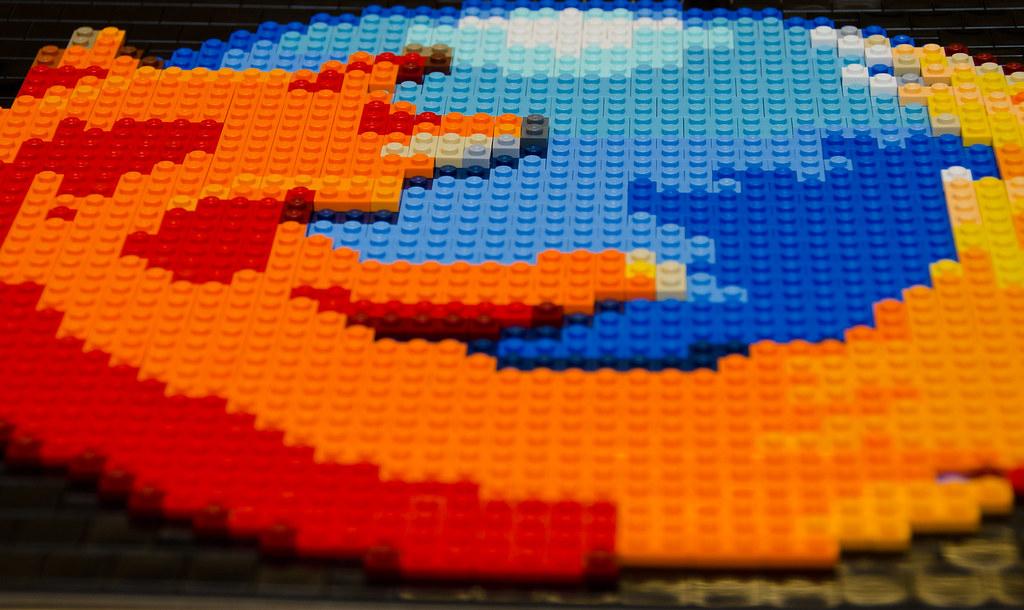 Mozilla Firefox open source contribution